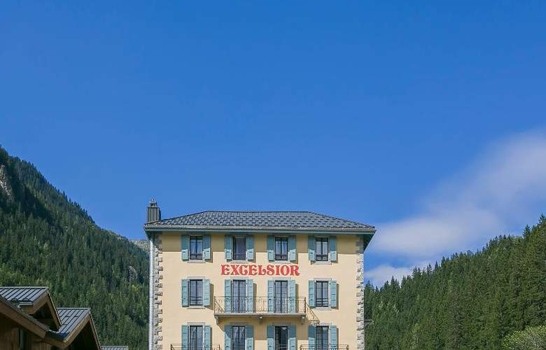 Best Western Plus Excelsior Chamonix Hotel & Spa - Hotel - 12