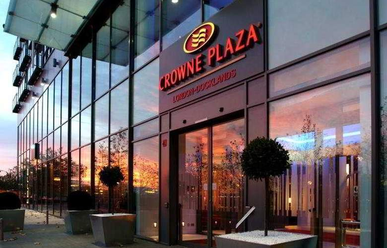 Crowne Plaza London Docklands - Hotel - 3