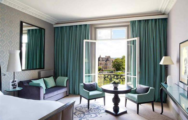 Le Grand Hôtel Cabourg - Room - 62