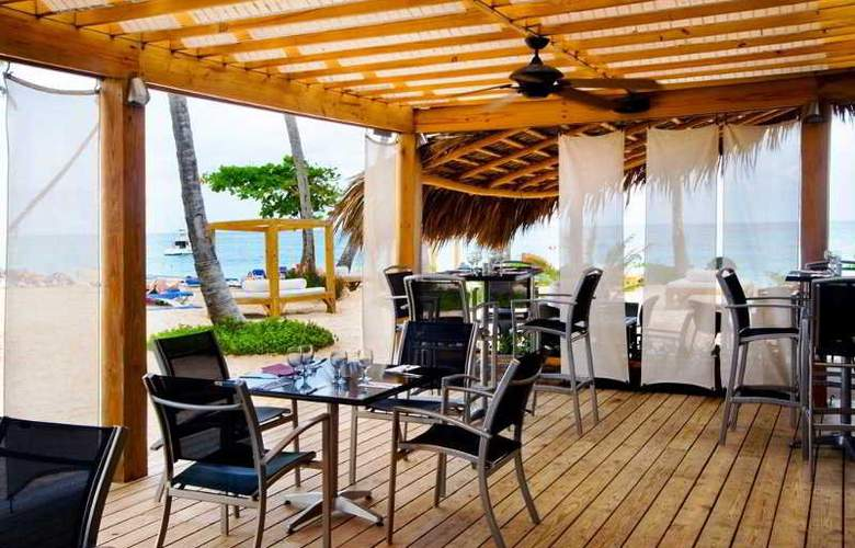 Presidential suites Punta Cana - Restaurant - 9