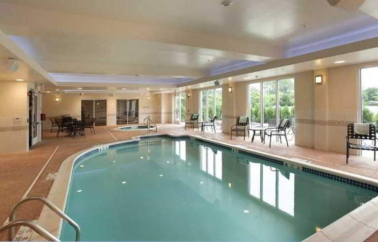 Homewood Suites by Hilton¿ Mt. Laurel - Pool - 7