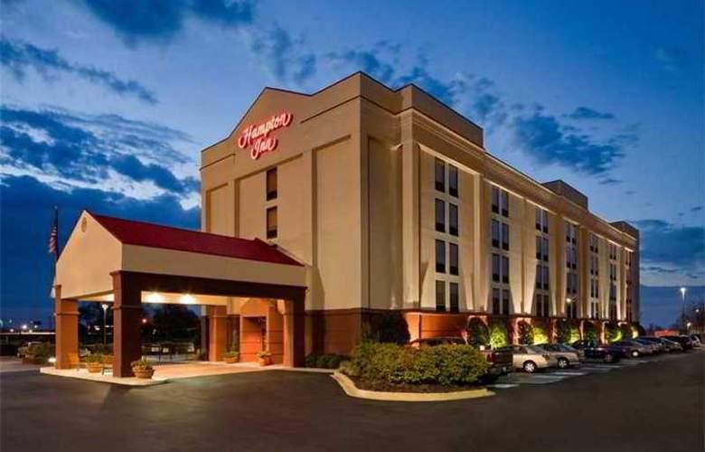 Hampton Inn Greenville I-385 - Woodruff Rd. - Hotel - 2