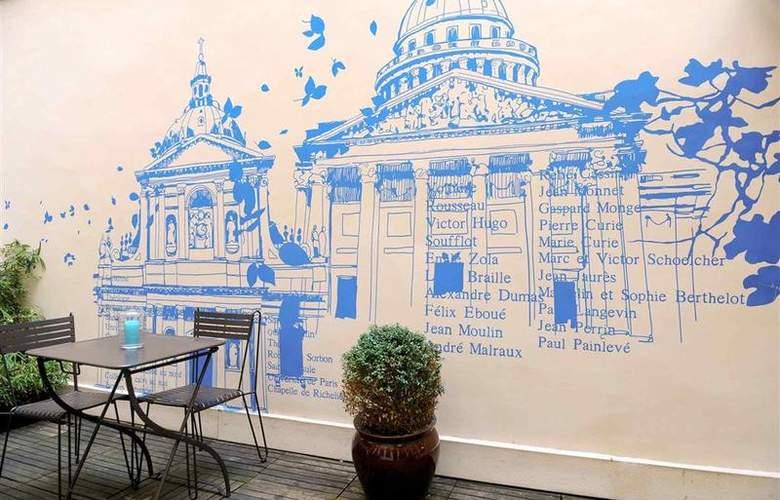 Mercure Paris La Sorbonne - Hotel - 39