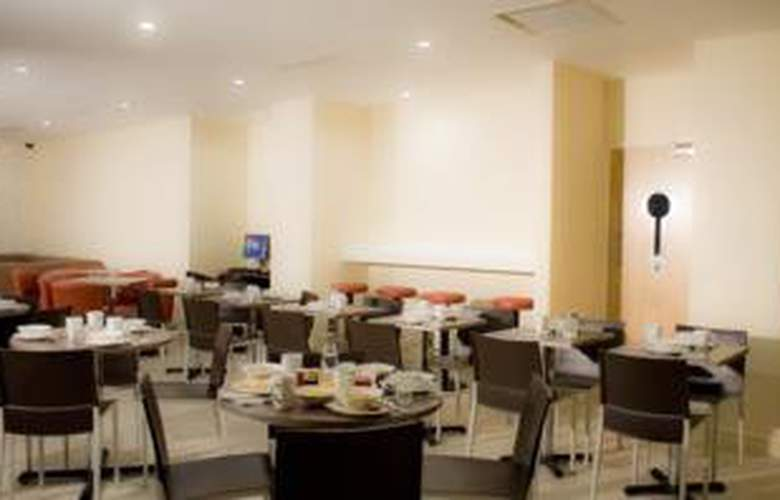 Holiday Inn Express London - Vauxhall Nine Elms - Restaurant - 9