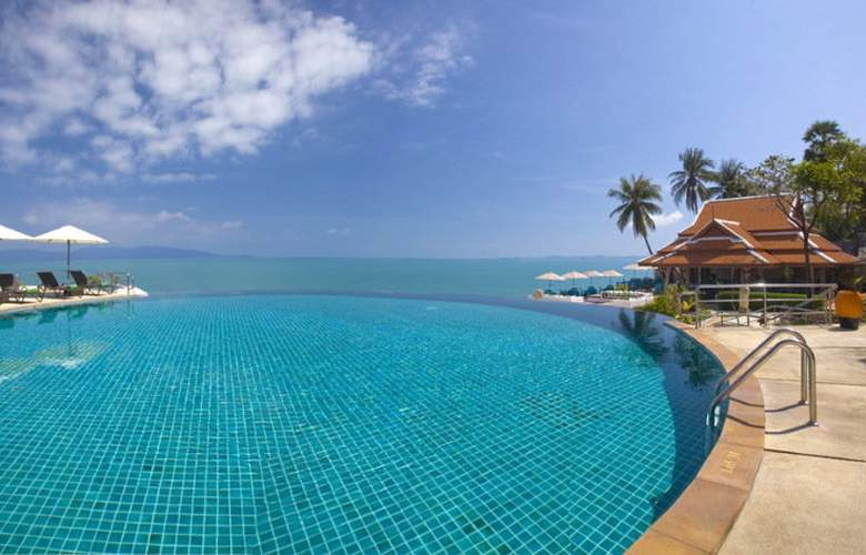 Samui Buri Beach Resort - Pool - 14