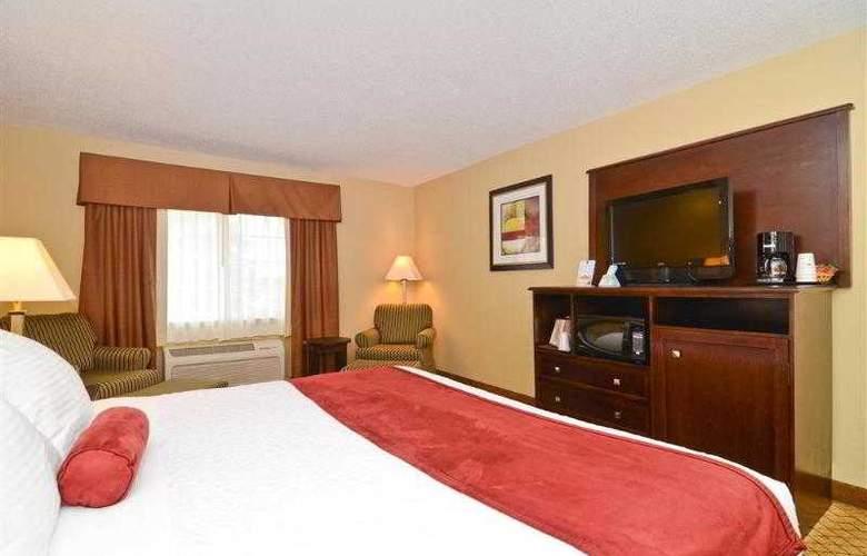 Best Western Plus Macomb Inn - Room - 32