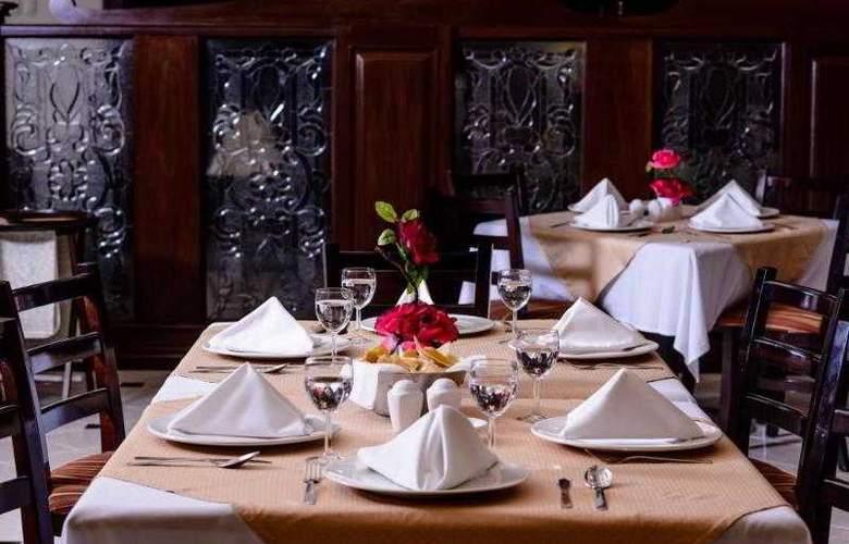 Plaza Campeche - Restaurant - 34