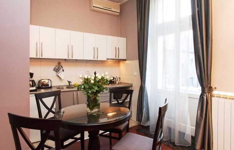 Romantic CENTRAL Apartment @ TERAZIJE SQUARE! - Hotel - 17
