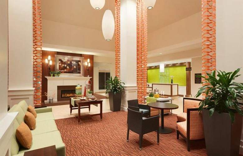 Hilton Garden Inn Boston Logan Airport - General - 1