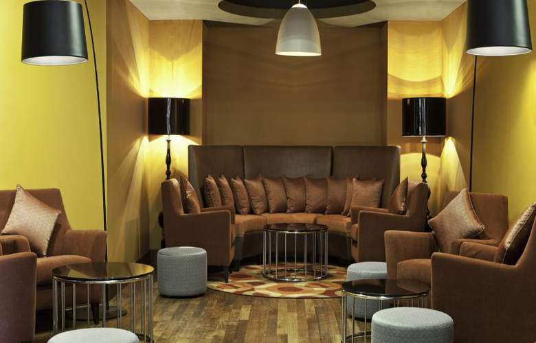 Sheraton Imperial Kuala Lumpur Hotel - Bar - 17