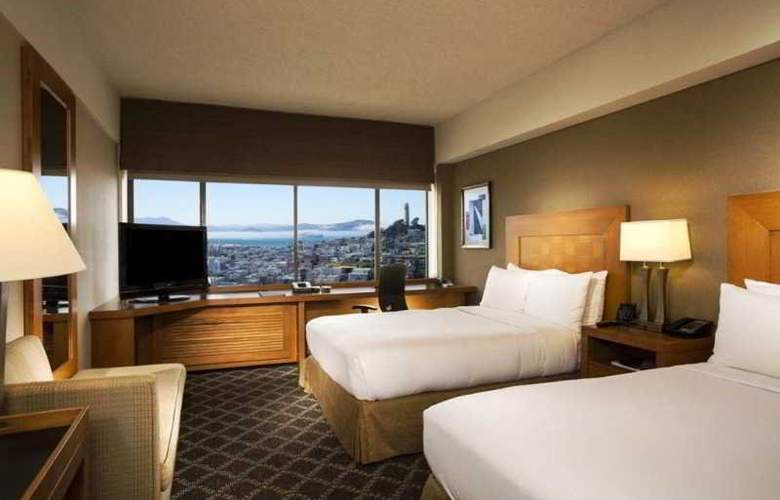Hilton San Francisco Financial District - Room - 8