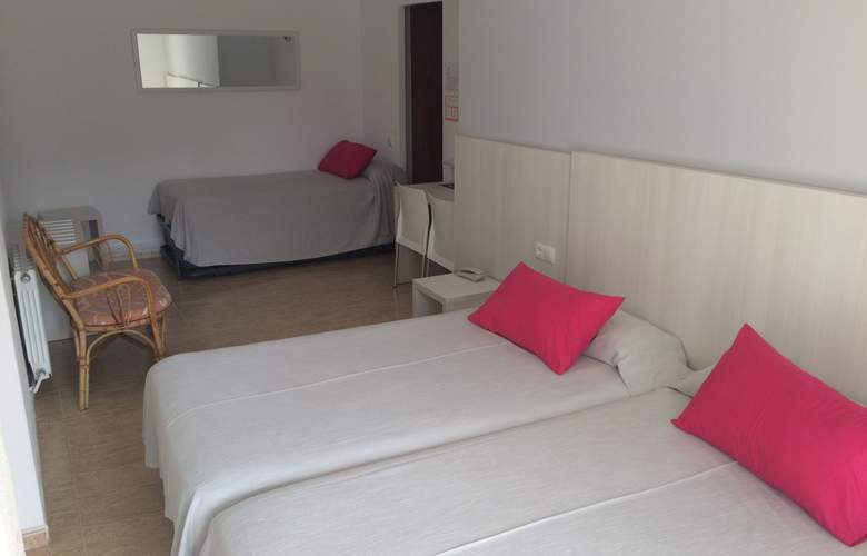 Aparthotel Solimar - Room - 20