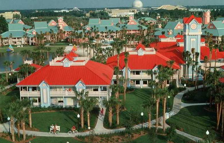 Disney's Caribbean Beach Resort - General - 2