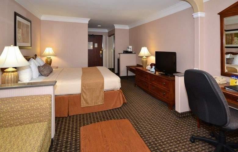 Best Western Plus Suites Hotel - Room - 41