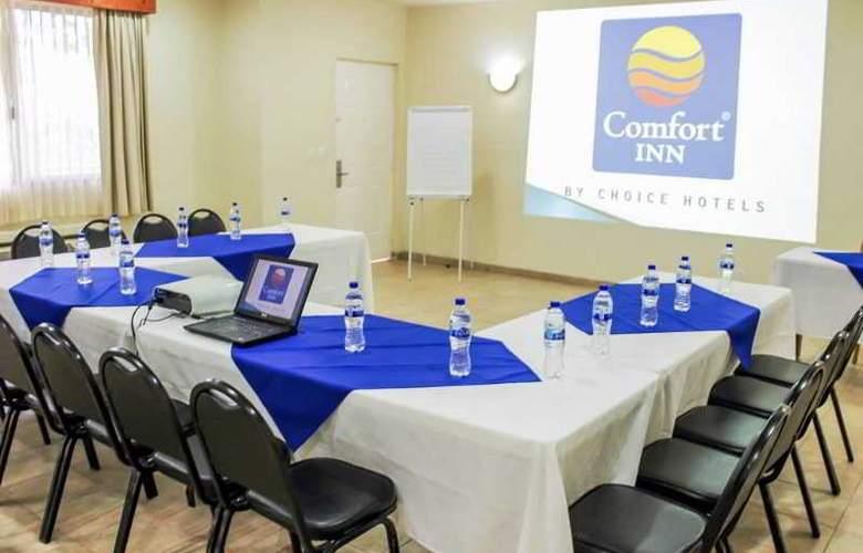 Comfort Inn Tampico - Conference - 33