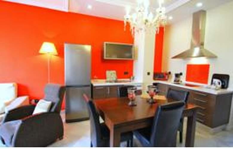 Living-Sevilla Apartments Lumbreras - Room - 7
