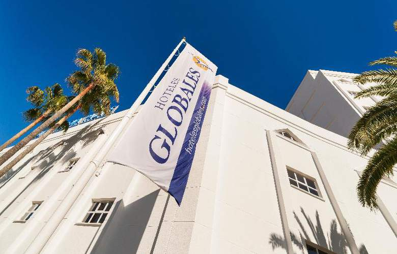 Globales Palmanova Palace - Hotel - 9
