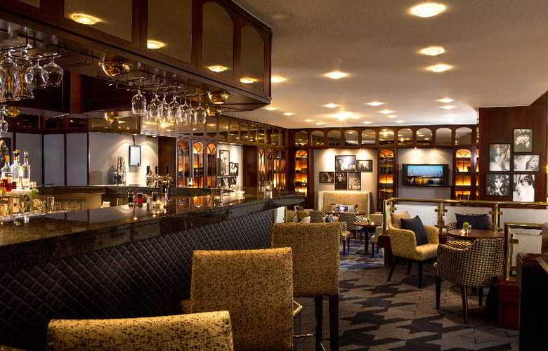 Renaissance Duesseldorf - Bar - 9