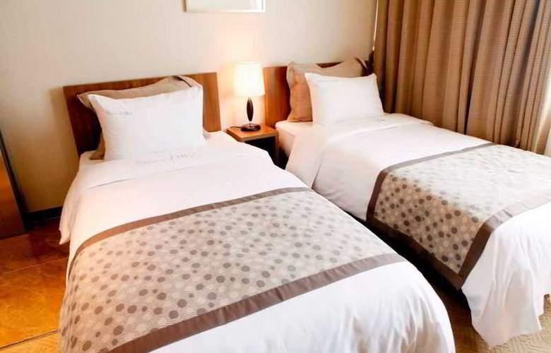 J Hill Hotel Myeongdong - Room - 6