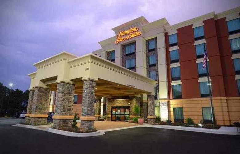 Hampton Inn and Suites Albany - Hotel - 0