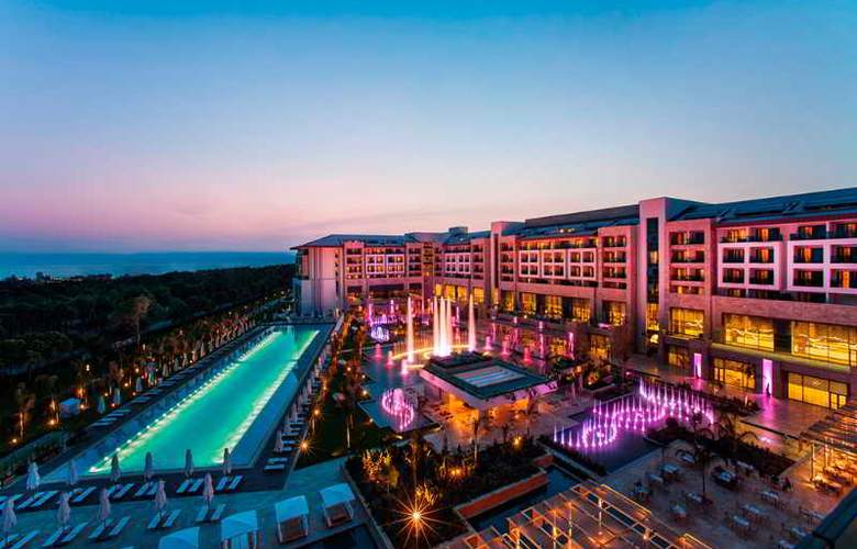 Regnum Carya Golf & Spa Resort - Hotel - 9