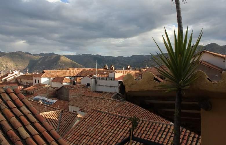 Hotel & Mirador Los Apus - Terrace - 11