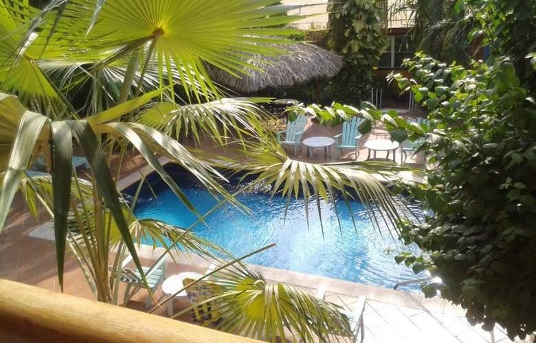 Hotel Europeo-Fundación Dianova Nicaragua - Pool - 7