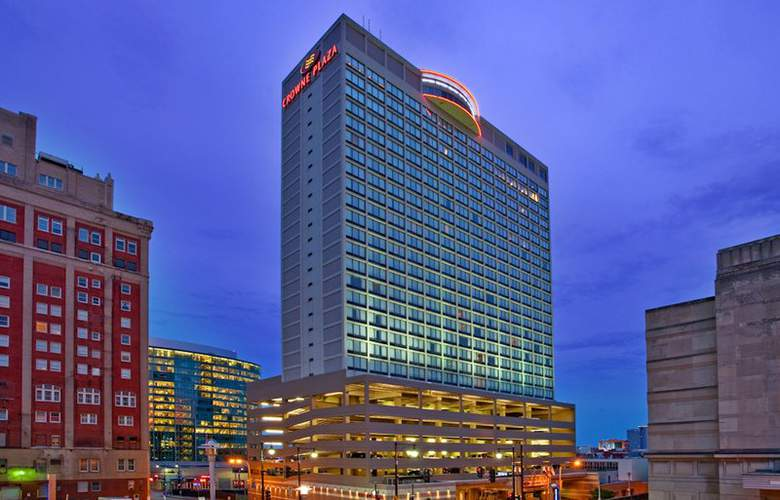 CROWNE PLAZA KANSAS CITY DOWNTOWN - Hotel - 0