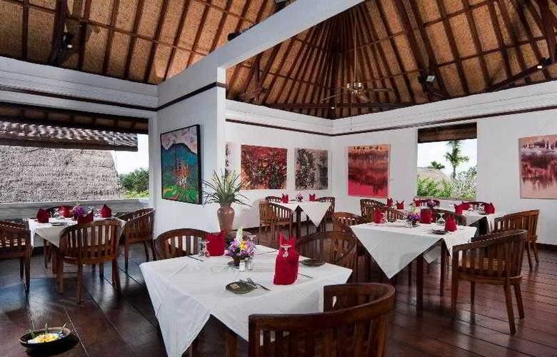 The Sungu Resort And Spa - Restaurant - 31