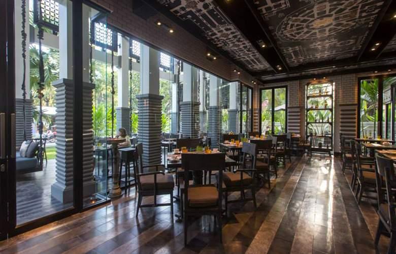 Shinta Mani Hotel - Restaurant - 7