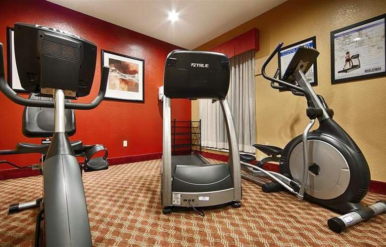 Best Western Greenspoint Inn and Suites - Sport - 160