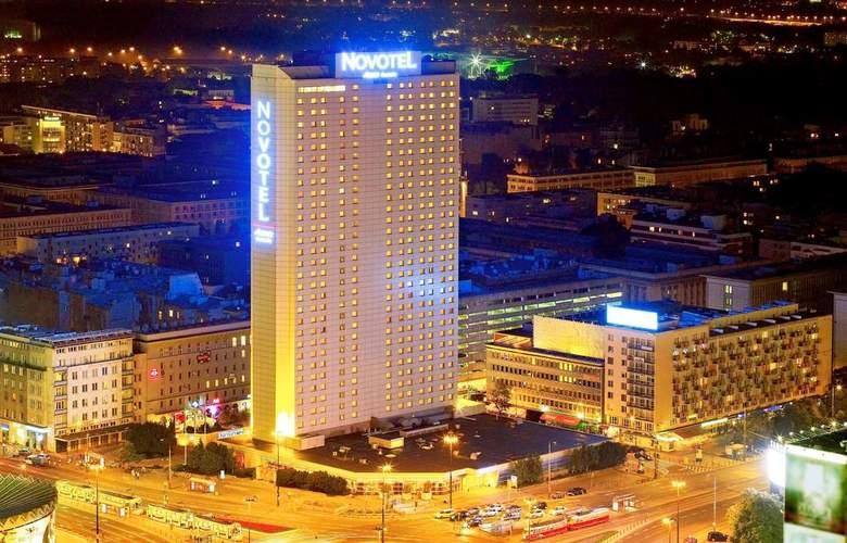 Novotel Warszawa Centrum - Hotel - 0
