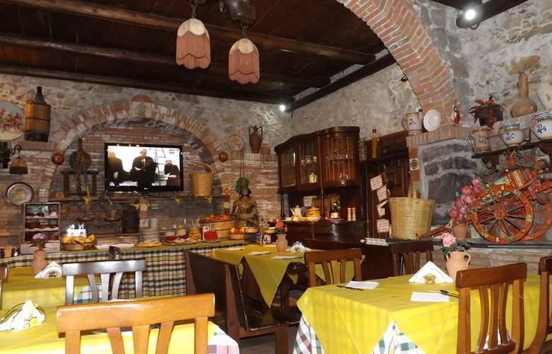 Albergo Diffuso Borgo Santa Caterina - Restaurant - 3