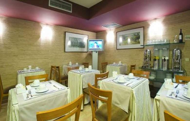 Aparthotel Senator Barcelona - Restaurant - 9