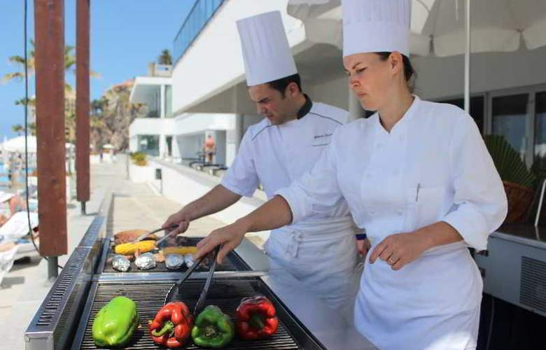 Vidamar Resorts Madeira - Restaurant - 10