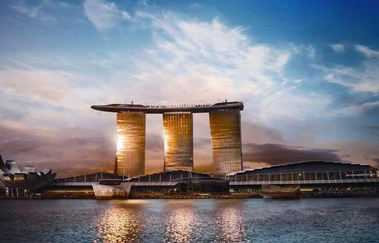 Marina Bay Sands - Hotel - 0