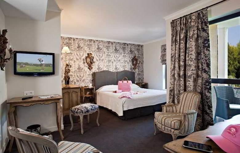Best western Golf Hotel De Valescure - Room - 16