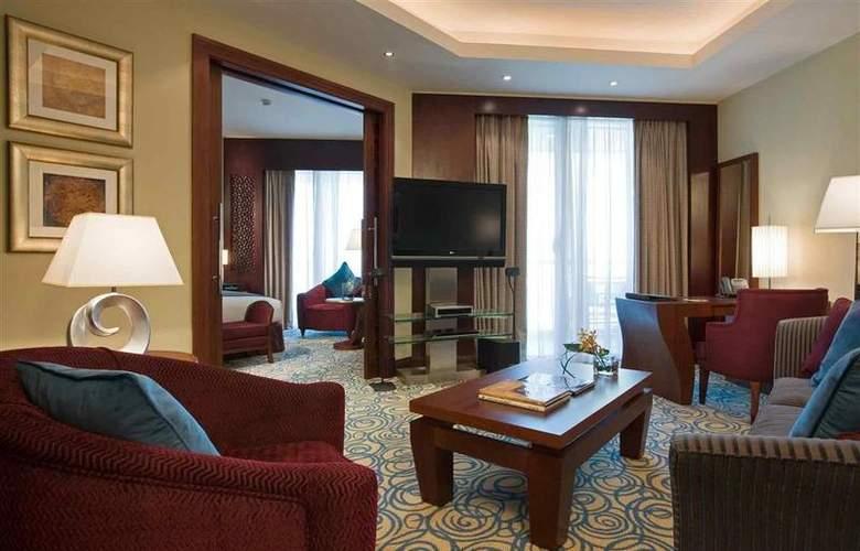 Sofitel Dubai Jumeirah Beach - Room - 35