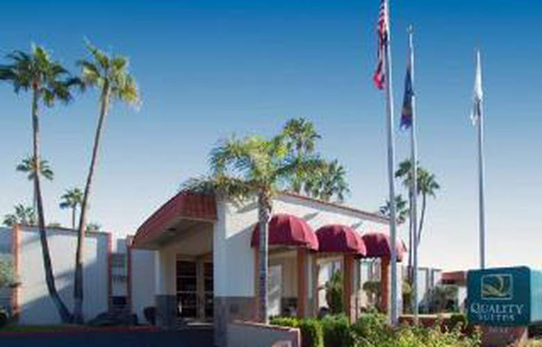 Quality Inn Tempe Near Old Town Scottsdale - Hotel - 0
