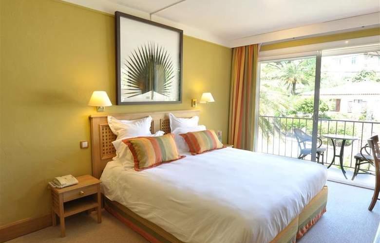 Best Western Hotel Montfleuri - Room - 96