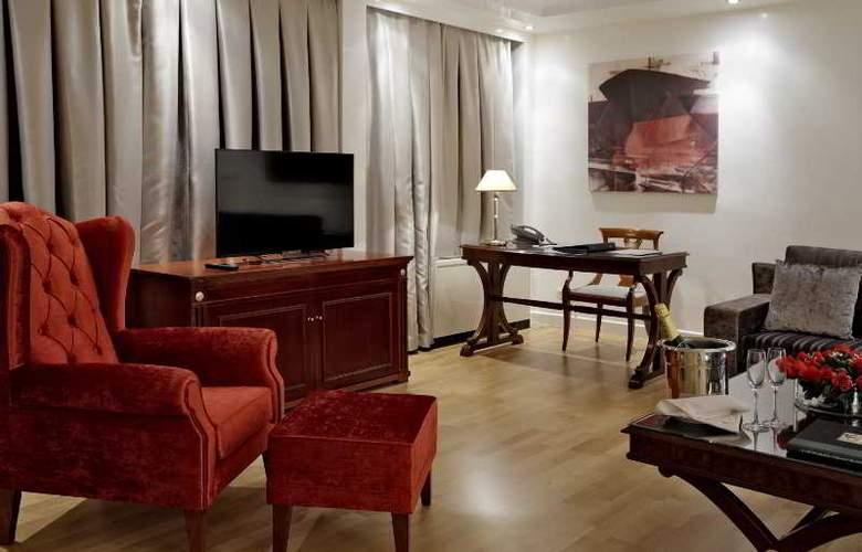 Piraeus Theoxenia - Room - 22