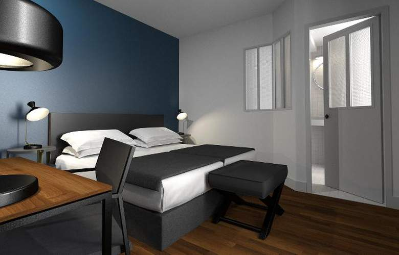 Newhotel Le Voltaire - Room - 4