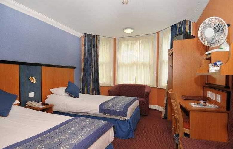 Best Western Corona - Hotel - 8