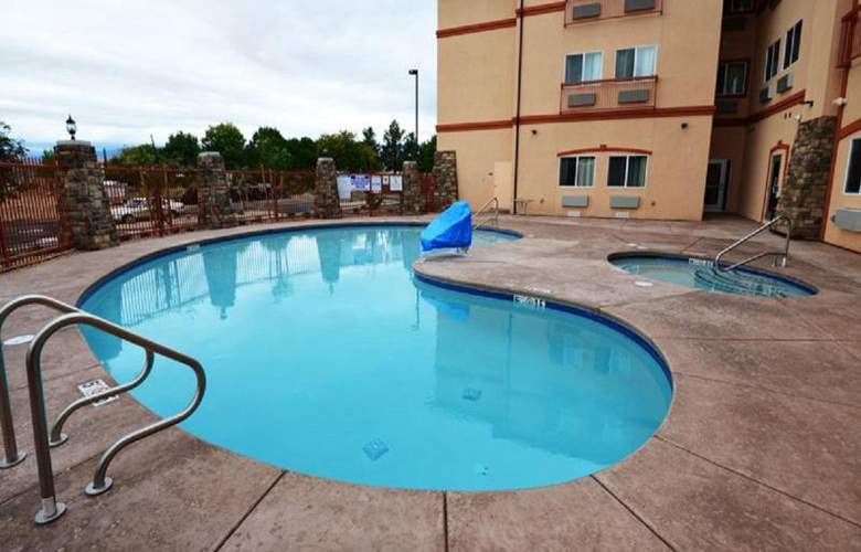 Best Western Plus Zion West Hotel - Pool - 2