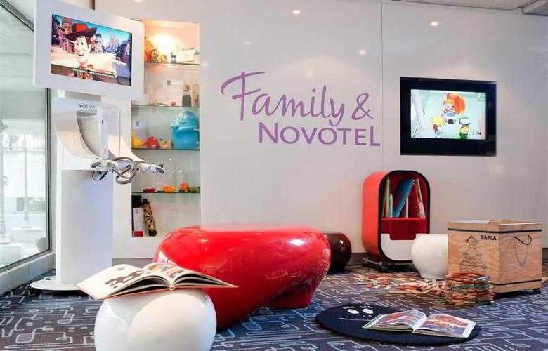 Novotel Paris Gare de Lyon - Hotel - 43