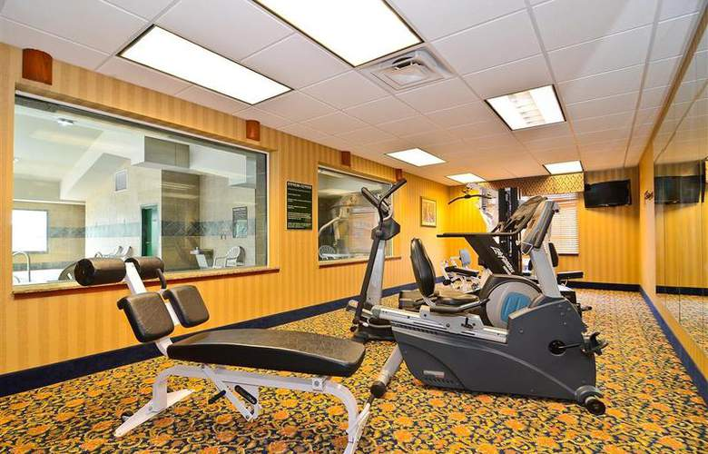 Best Western Executive Inn & Suites - Sport - 158