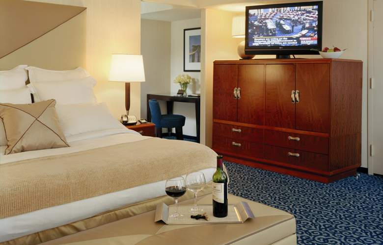 Marriott Marquis Times Square - Room - 16