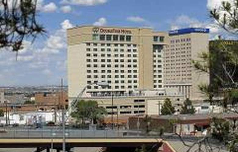Doubletree Hotel El Paso Downtown/City Center - General - 1