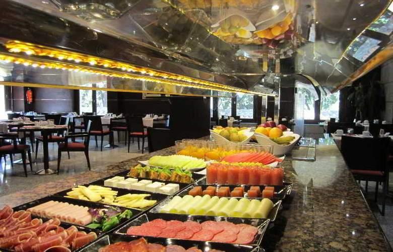 Sercotel San Juan de los Reyes - Restaurant - 24