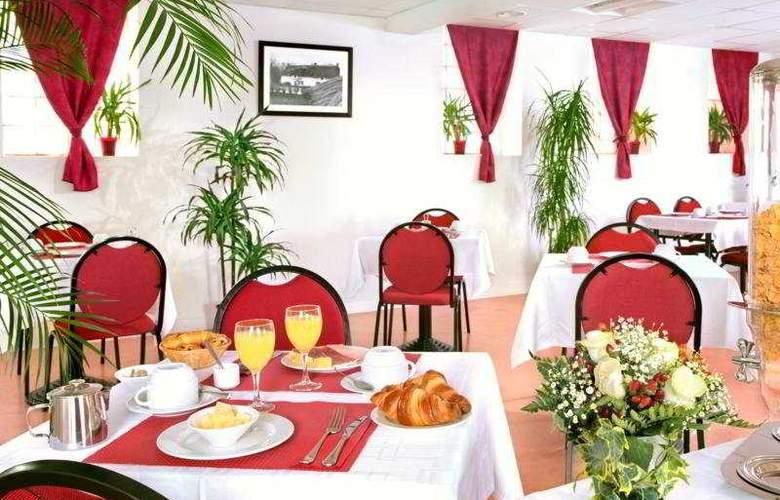 Quality Suites Maisons-Laffitte Paris Ouest - Restaurant - 4